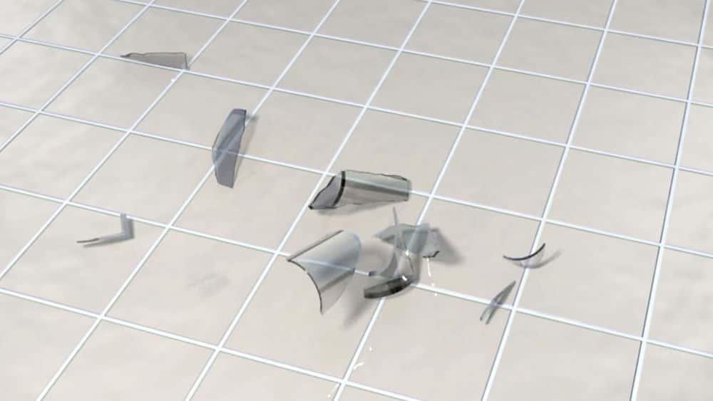 آموزش مایا: شبیه سازی های پویا با فیزیک گلوله
