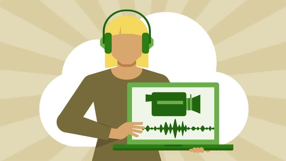 آموزش ویدیو و صدا برای طراحان با ابر خلاق: قسمت 2