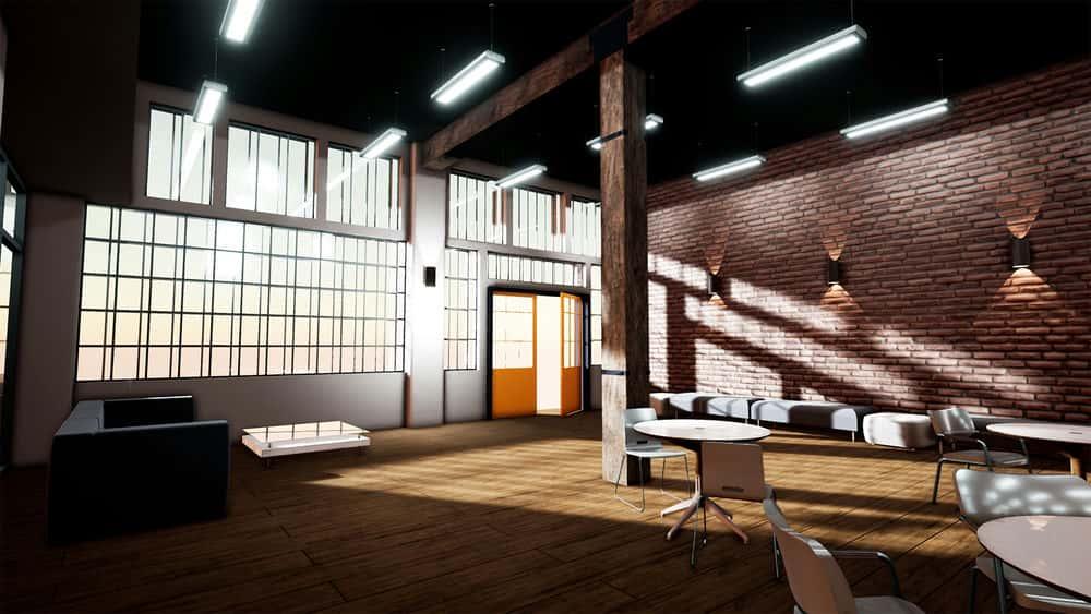 آموزش برای معماری ، تجسم و VR به Unreal مراجعه کنید