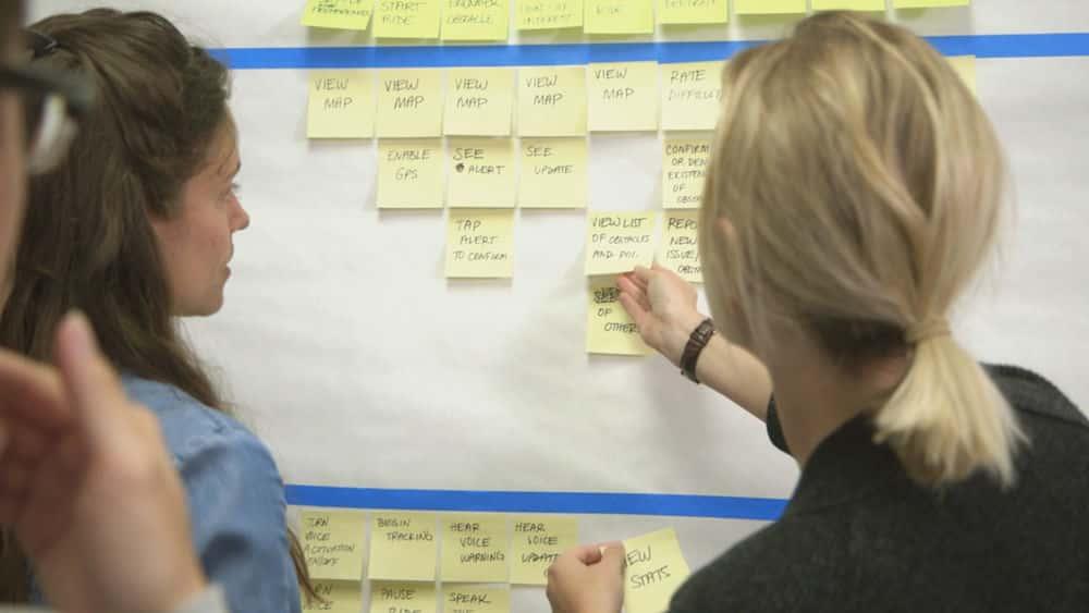 آموزش تفکر طراحی: اجرای فرایند