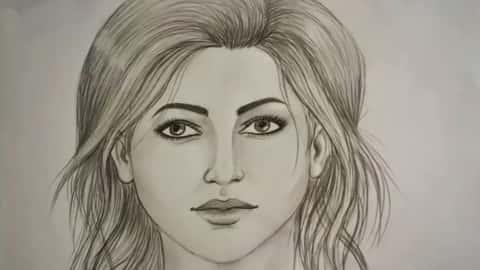 آموزش نحوه ترسیم چهره برای مبتدیان با مراحل ساده را بیاموزید