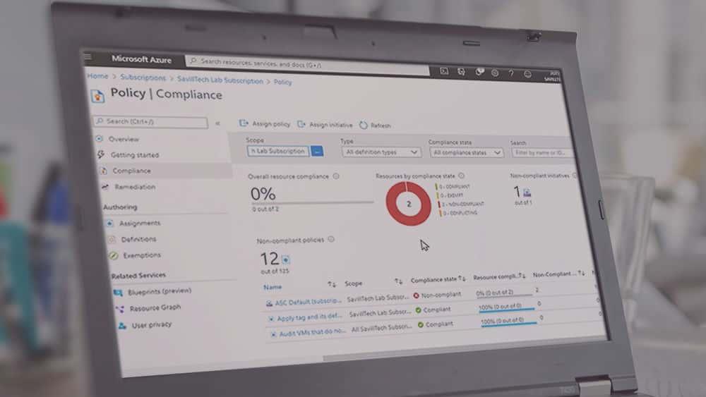 آموزش Microsoft Azure Solutions Architect: طراحی حاکمیت