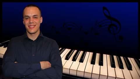 آموزش کامل پیانو مبتدی