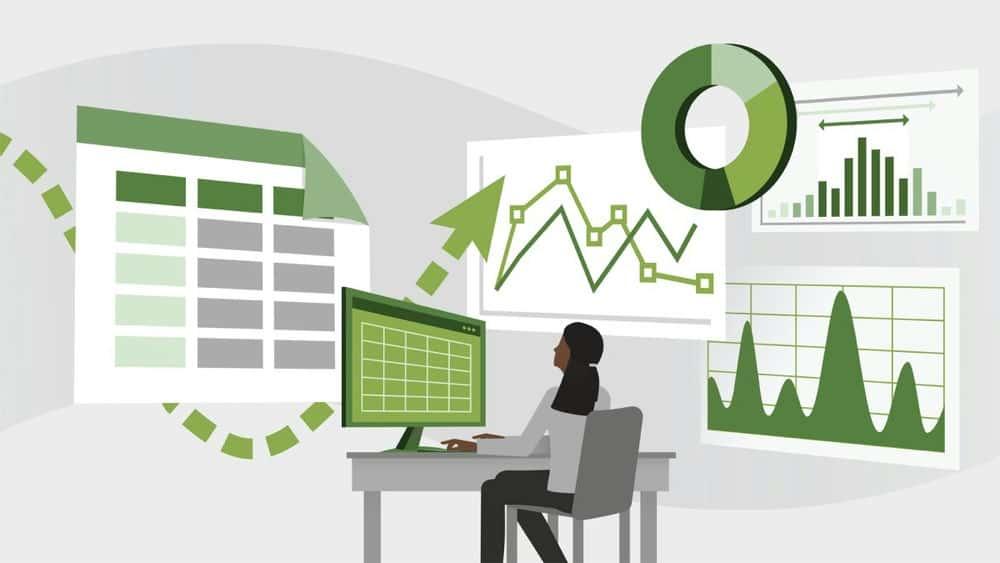 آموزش از Excel تا Tableau