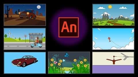آموزش یادگیری Adobe Animate از ابتدا