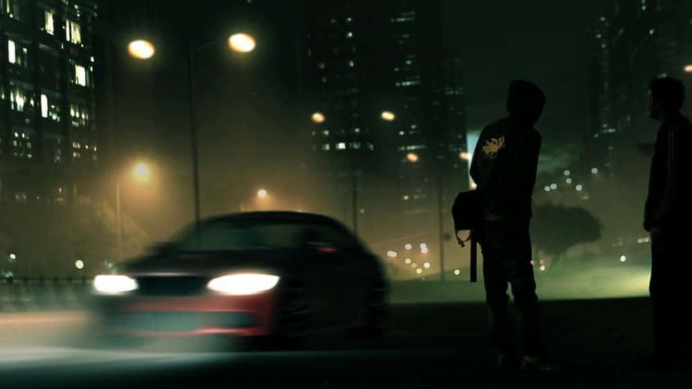 آموزش ادغام یک وسیله نقلیه سه بعدی در فیلم در مایا و NUKE