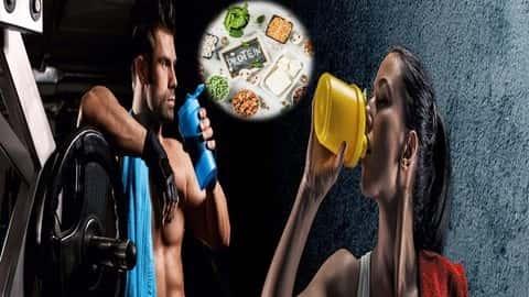 آموزش اسرار پروتئین برای ورزشکاران.