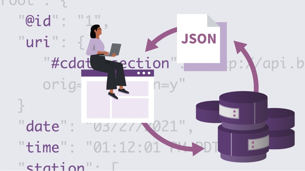 آموزش ضروری JSON