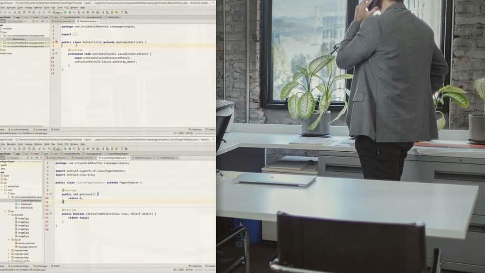 آموزش طراحی متریال اندروید: برگه های پیاده سازی