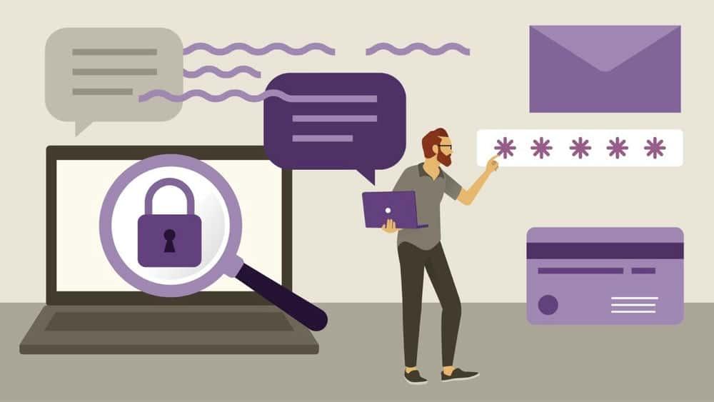 آموزش مکالمات رمزنگاری
