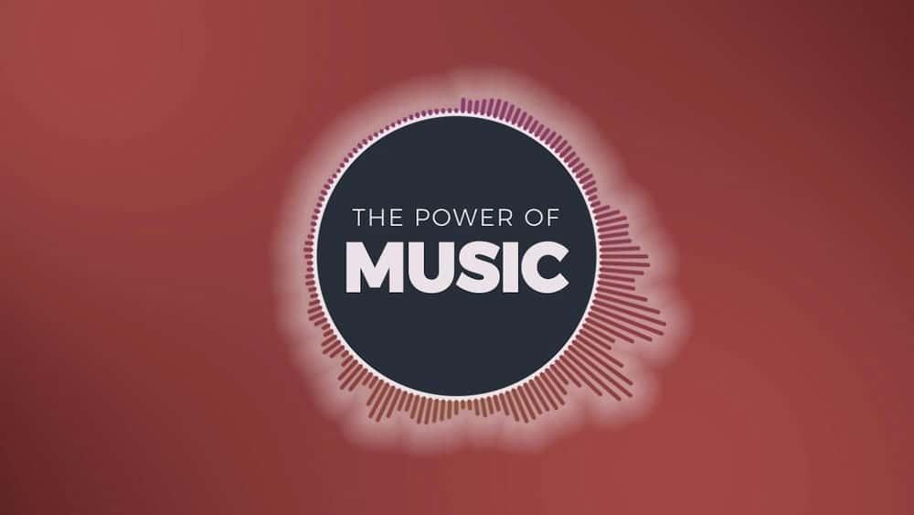 آموزش افتر افکت انیمیشن CC با موسیقی