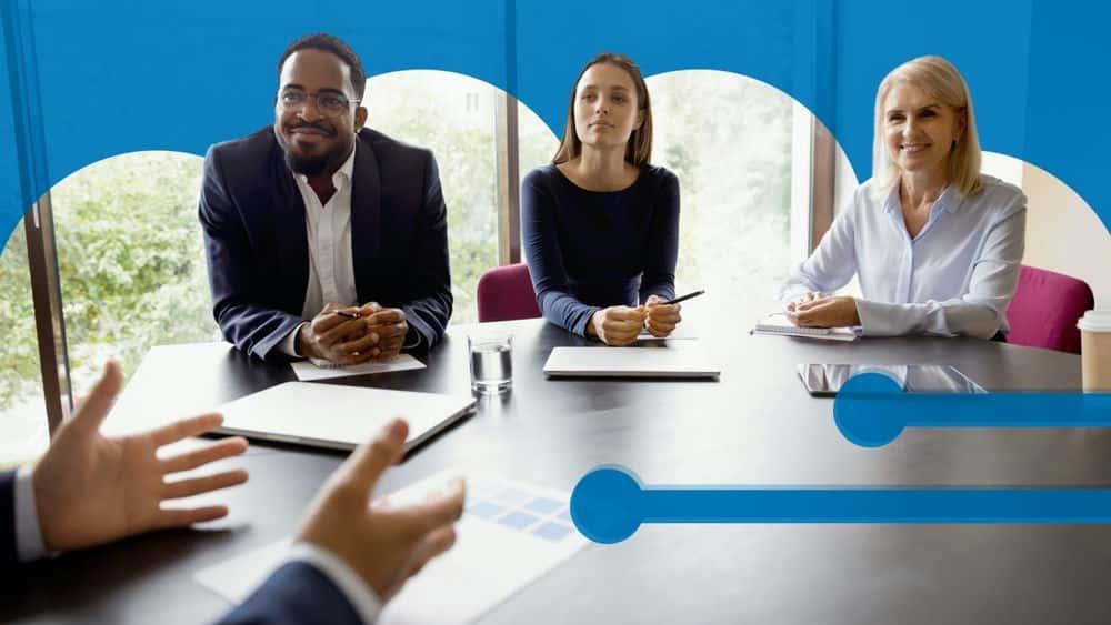 آموزش تنظیم بحث های ابری برای C-Suite
