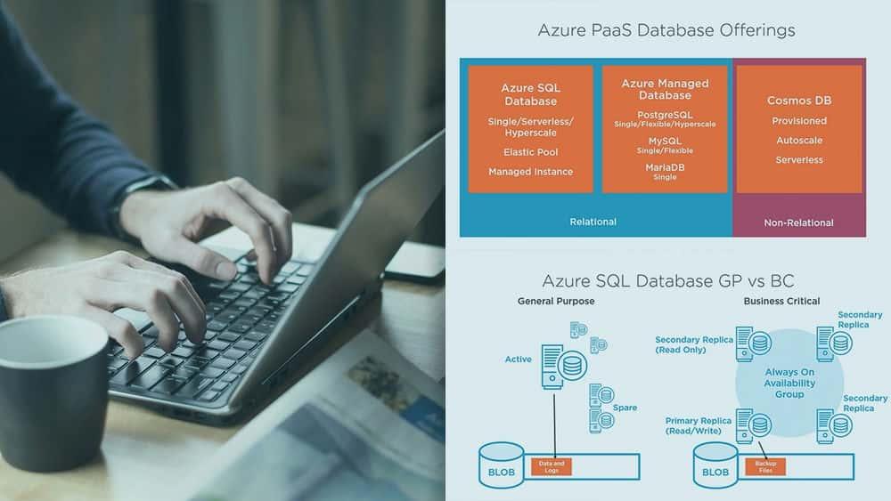 آموزش هشدار آزمون: ذخیره سازی داده ها را در Microsoft Azure طراحی کنید