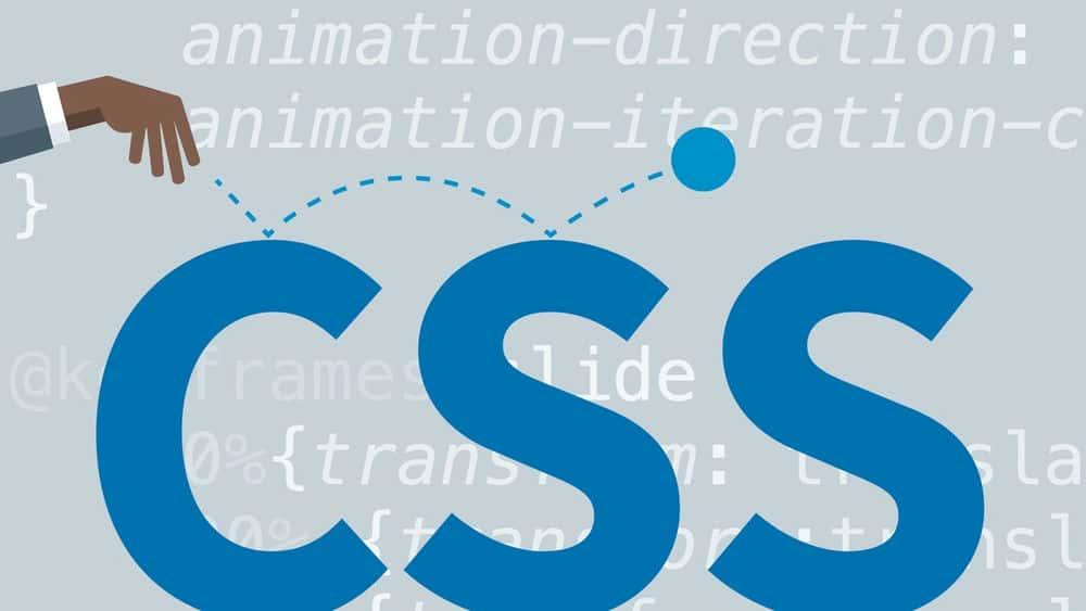 آموزش CSS: Animation (2016)