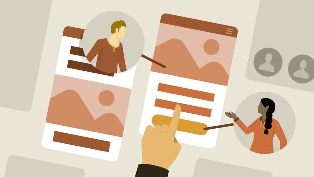 آموزش ضروری Figma: همکاری