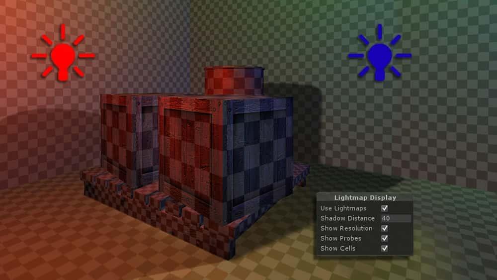 آموزش تکنیک های بهینه سازی بازی در Unity