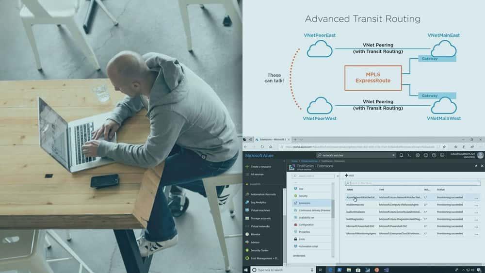 آموزش یک استراتژی شبکه برای Microsoft Azure طراحی کنید