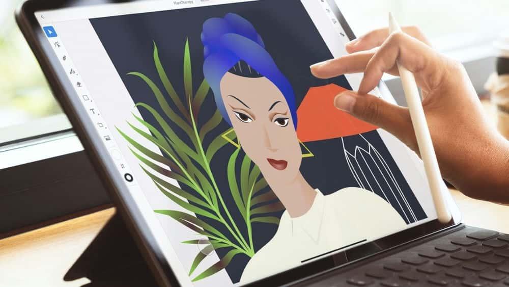 آموزش Illustrator در iPad