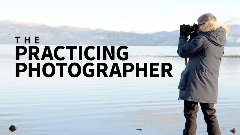 آموزش عکاس تمرین