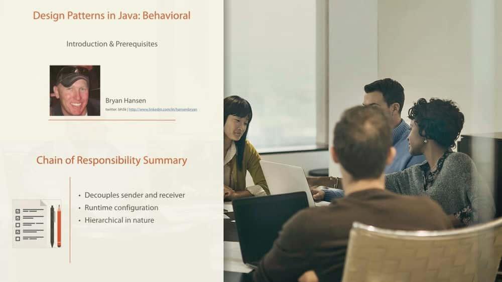 آموزش الگوهای طراحی در جاوا: رفتاری