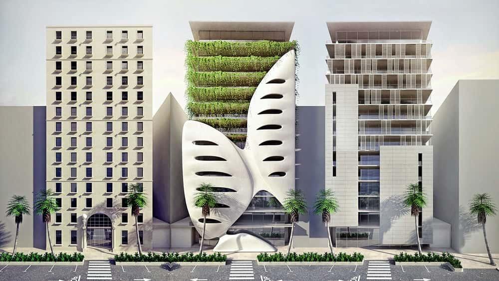 آموزش ایجاد پنج نمای معماری در 3ds Max و V-Ray