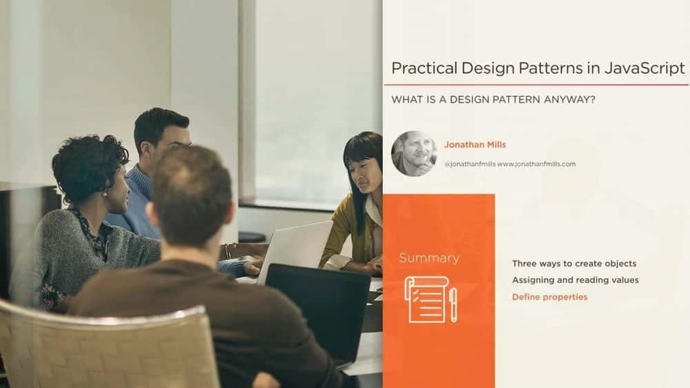 آموزش الگوهای طراحی عملی در JavaScript