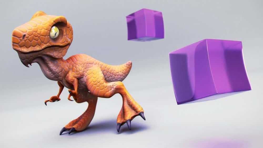 آموزش طراحی یک سیستم Jiggle برای انیمیشن در مایا
