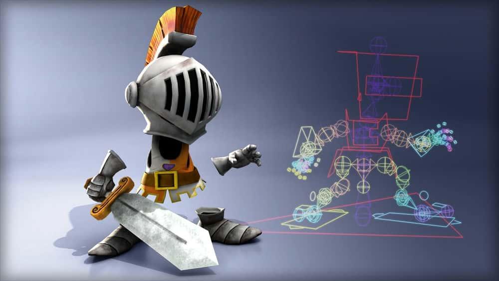 آموزش Indie Game Pipeline Volume 6: Hero Character Rigging and Animation