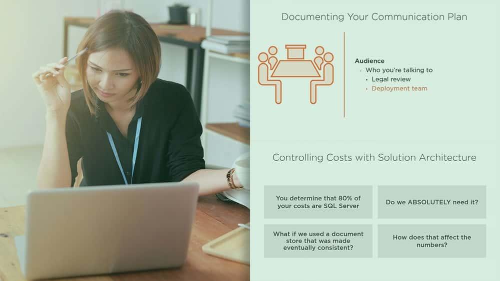 آموزش مستند سازی طراحی راه حل دقیق برای Microsoft Azure