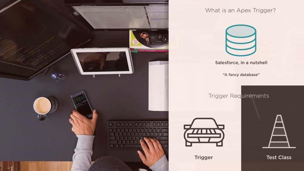آموزش Apex Academy: راهنمای مطلق مبتدی برای کدگذاری در Salesforce