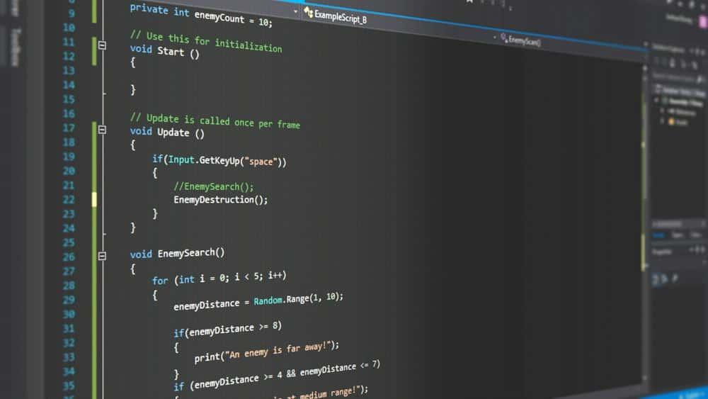 آموزش اصول برنامه نویسی Unity C #