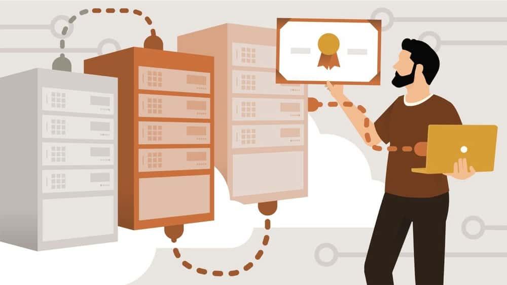 آموزش VMware NSX-T 3.0 Essential Training: 05 Edge Services