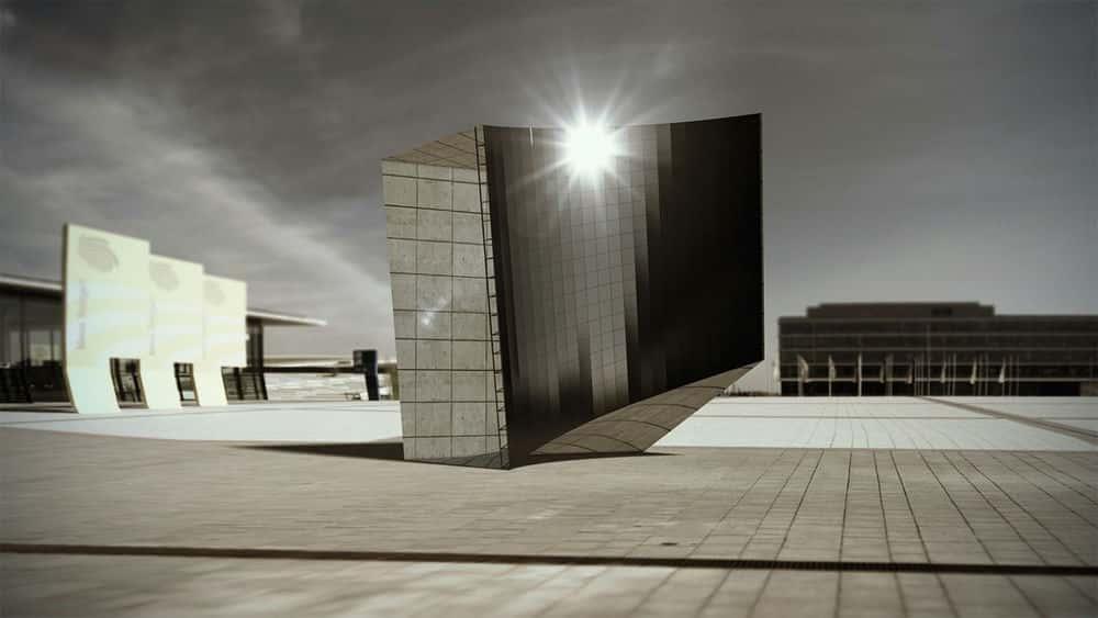 آموزش مدل سازی نمای بیرونی ساختمان با پانل های پرده ای مبتنی بر الگو در Revit