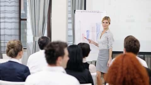 آموزش مهارت های گفتاری عمومی: ارائه فن آوری عالی