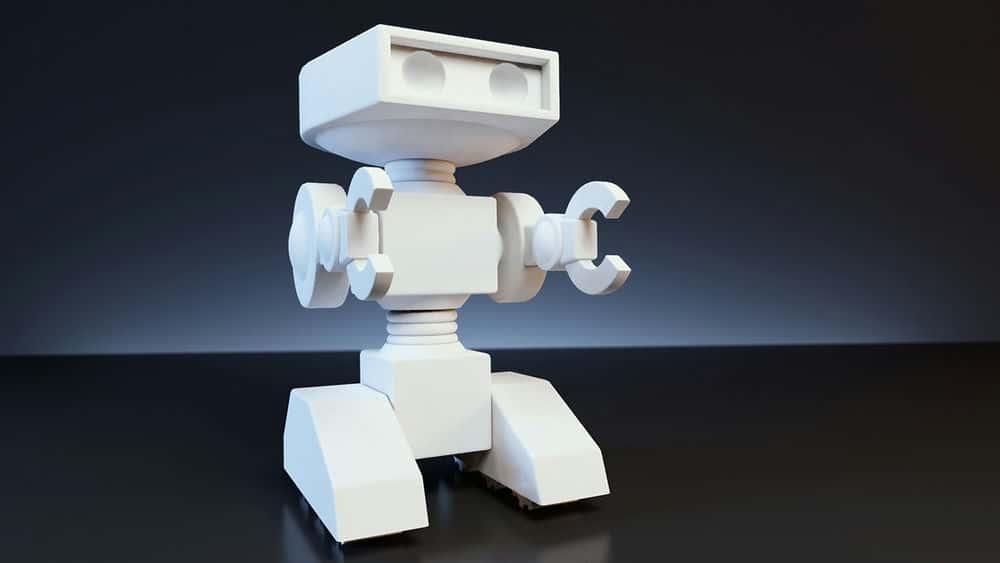 آموزش مدل سازی یک شخصیت مفصل برای چاپ سه بعدی با مایا