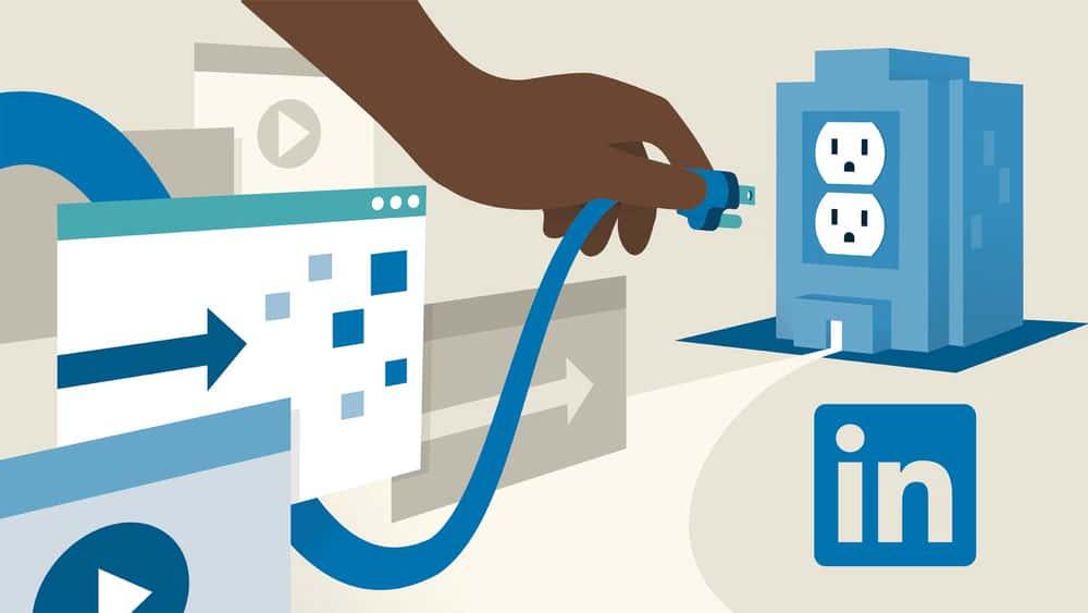 اتصال آموزش LinkedIn با سیستم های سازمان شما