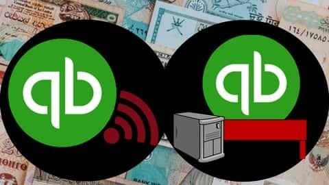 آموزش دسک تاپ QuickBooks در مقابل چندین ارز QBO