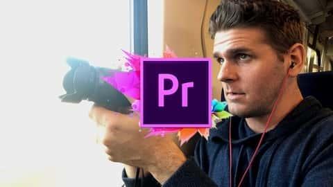 آموزش Adobe Premiere Pro CC 2021: ویرایش ویدیو متوسط