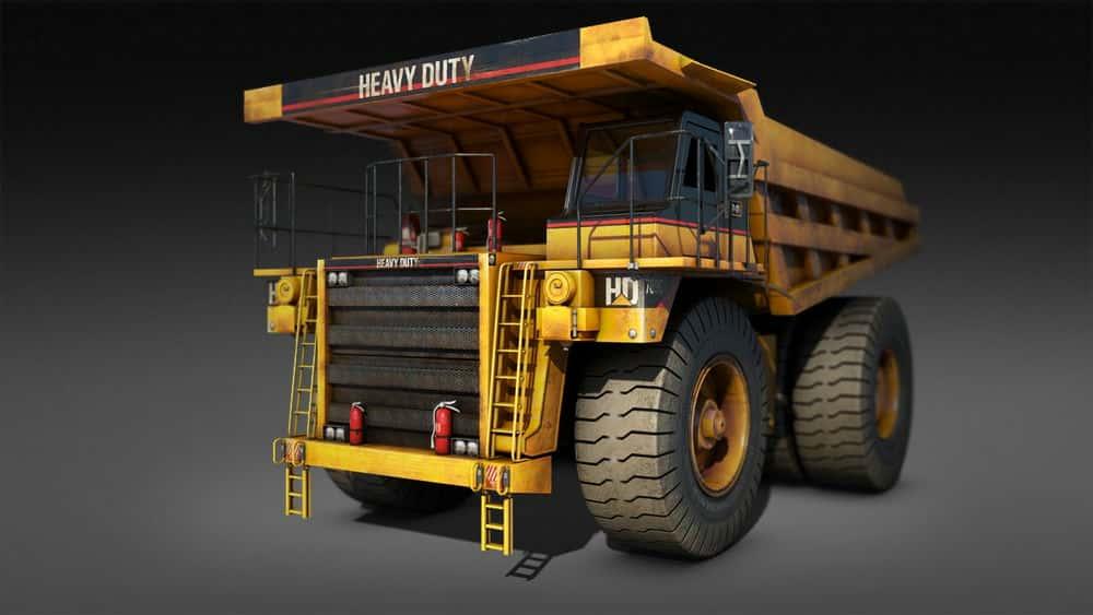 آموزش تبدیل خط تولید خط تولید جلد 3: بافت کامیون