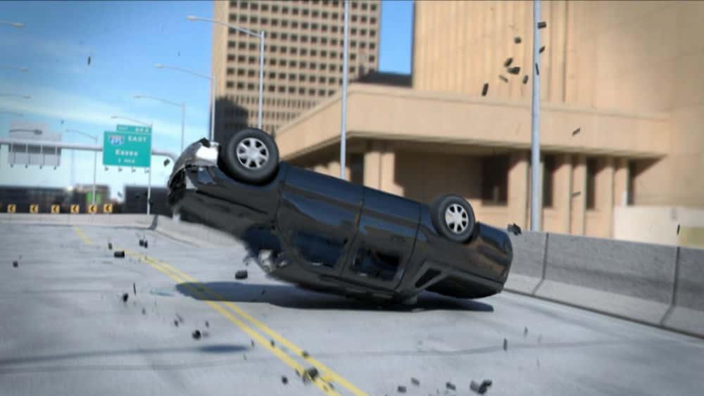 آموزش ایجاد یک تصادف اتومبیل در مایا