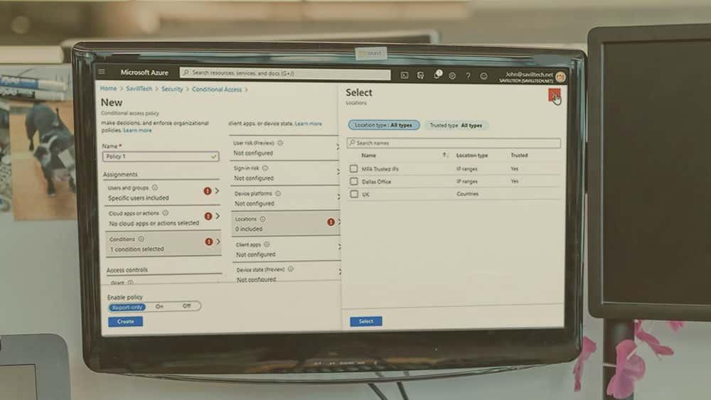 آموزش Microsoft Azure Solutions Architect: احراز هویت طراحی