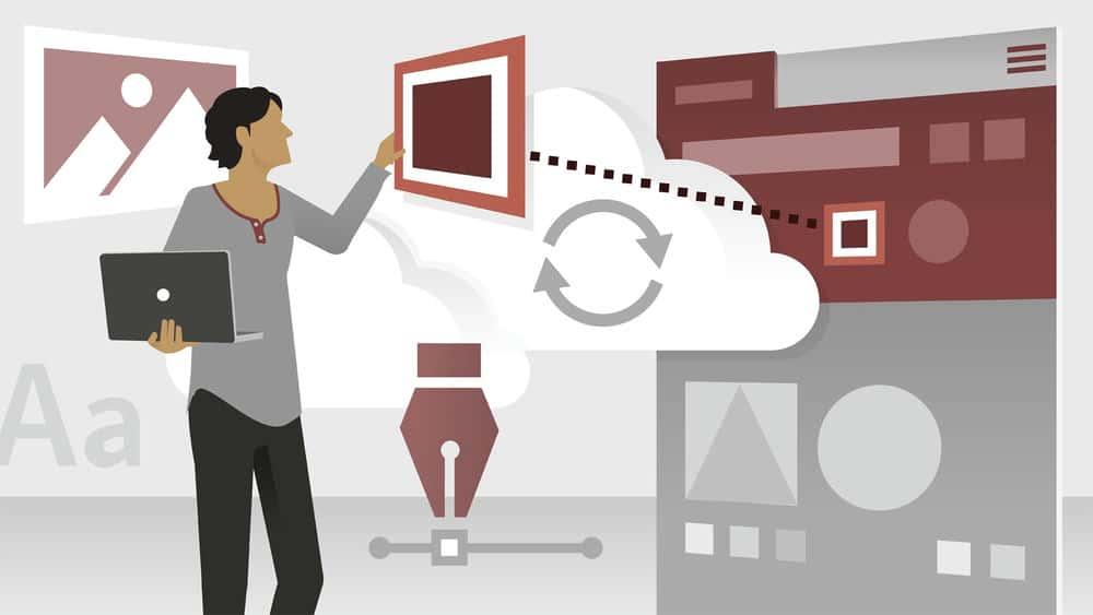 آموزش یادگیری کتابخانه های ابر خلاق