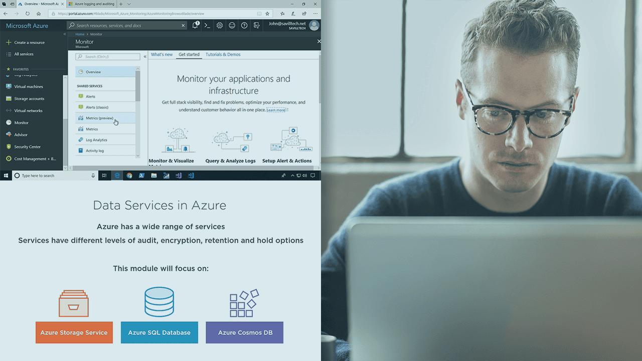 آموزش طراحی حسابرسی برای Microsoft Azure