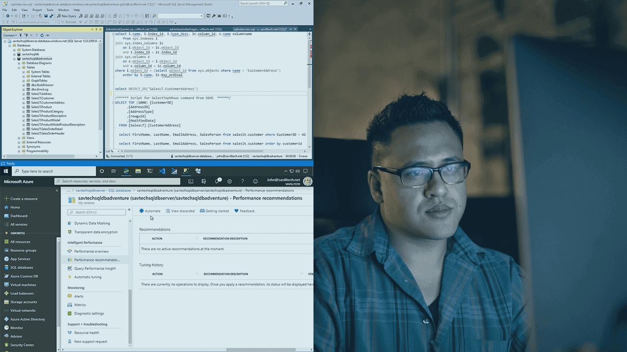 آموزش بهینه سازی Microsoft Azure Data Solutions