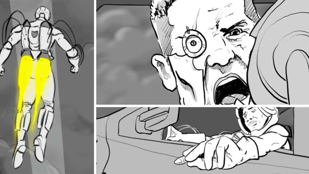 آموزش Advanced Storyboard Pro