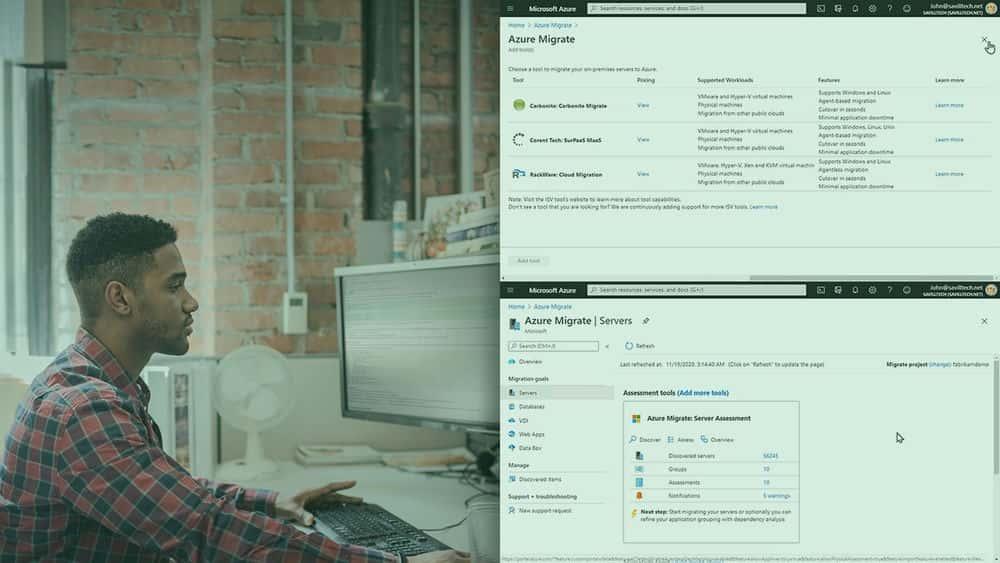 آموزش Microsoft Azure Solutions Architect: Migrations Design
